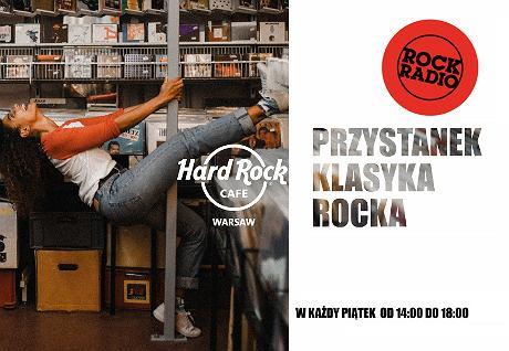 Rock Radio w Hard Rock Cafe
