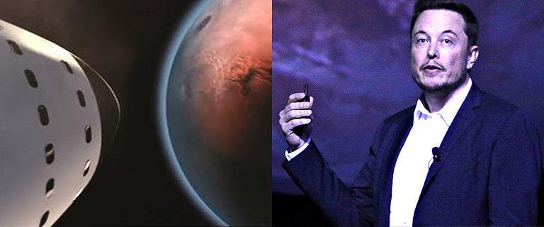 """100 os�b na Marsie w 80 dni, pr�bne loty za 5 (!) lat. Ryzyko �mierci? """"Do�� wysokie"""