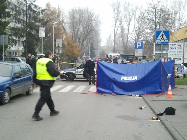 Na ul. Budryka w Krakowie dosz�o do zab�jstwa