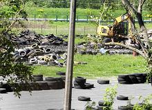 Ścigały się tam samochody, teraz wjechały buldożery. To koniec legendarnego toru Żerań