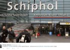 Wielka awaria pr�du w Holandii. Wszystkie operacje lotnicze na Schiphol by�y przekierowane na inne lotniska
