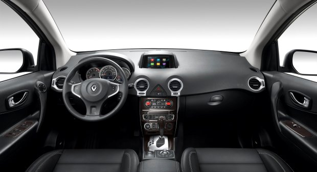 Tak wygląda przekładnia CVT w Renault Koleos