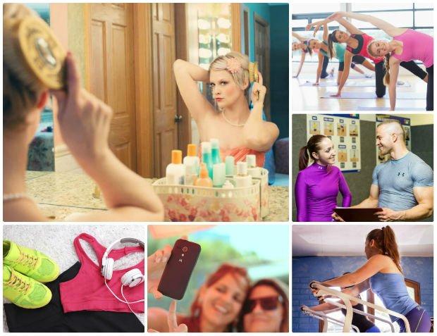 6 najgłupszych zachować kobiet na siłowni