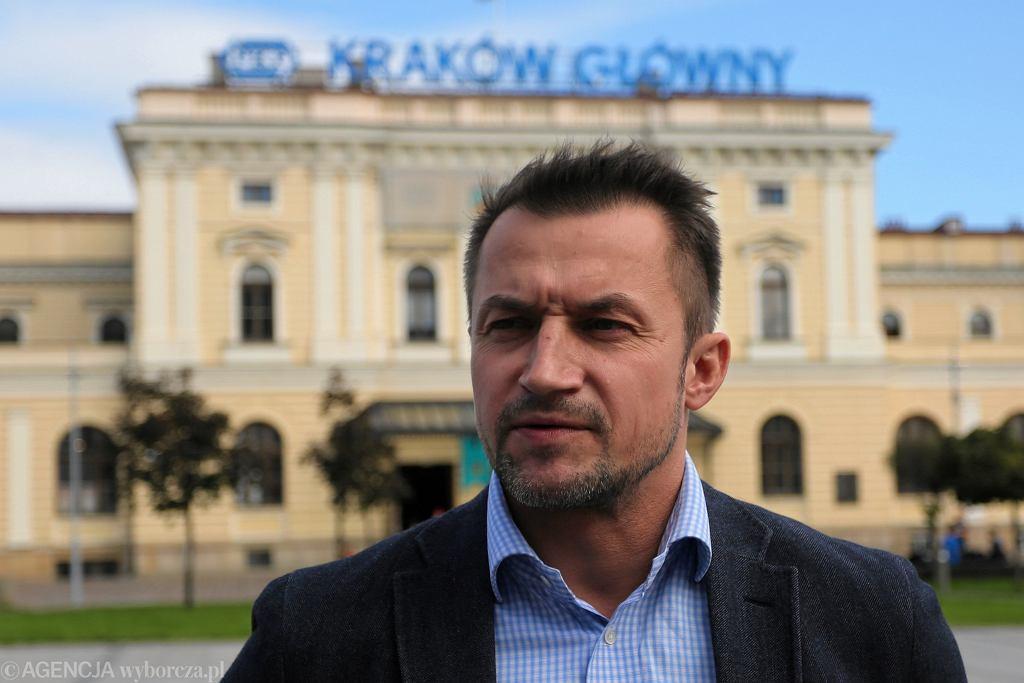 Wybory samorządowe 2018 w Warszawie. Piotr Guział zapowiedział, że jest otwarty na współpracę z nową, lewicową partią