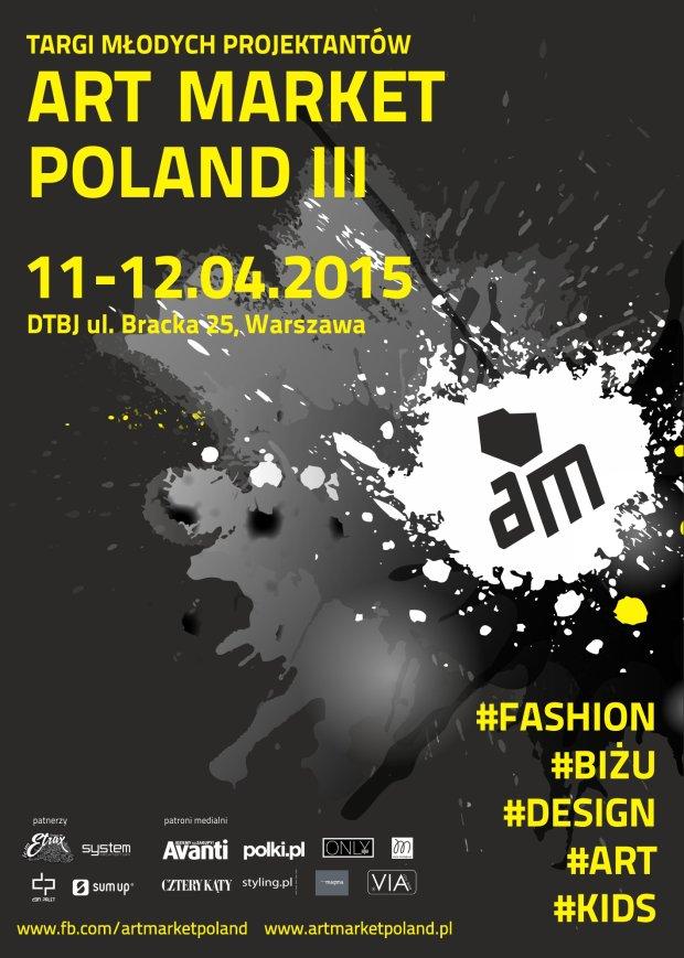 Art Market Poland III, targi designu
