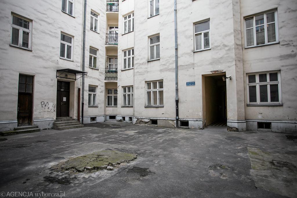 Warszawa, ulica Poznańska 14