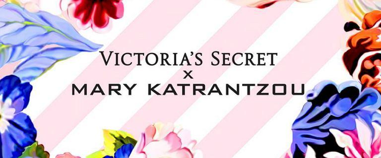 Mary Katrantzou zaprojektuje dla Victoria's Secret