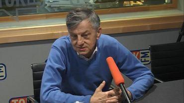 Dr Andrzej Janusz Zybertowicz, doradca prezydenta Andrzeja Dudy.