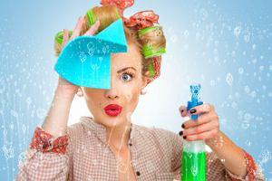 Wystarczająco Dobra Pani Domu: spożywcze dodatki jako alternatywa dla chemicznych specyfików