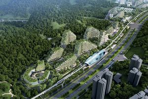 Chińczycy budują samowystarczalne miasto, które będzie walczyć z zanieczyszczeniem powietrza