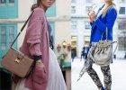 Jesienne stylizacje inspirowane mod� uliczn�