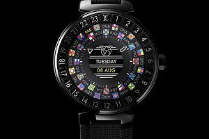 Louis Vuitton prezentuje luksusowy smartwatch. Jego cena to prawie 10 tys. zł