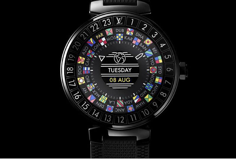1b3124d50b403 Louis Vuitton prezentuje luksusowy smartwatch. Jego cena to prawie 10 tys.  zł