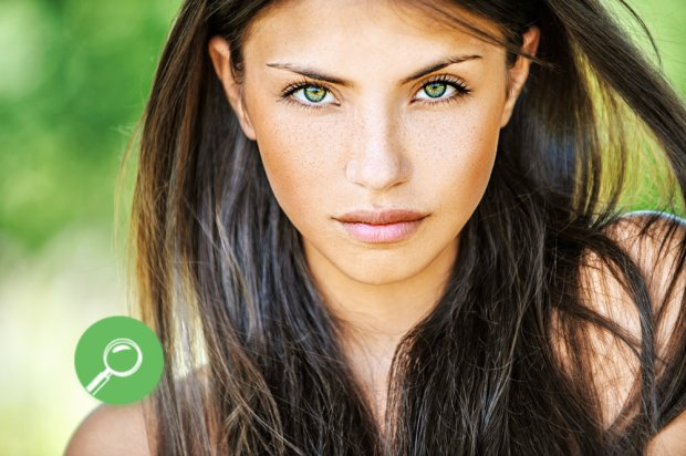 Jaki kolor cienia do powiek pasuje do zielonych oczu?