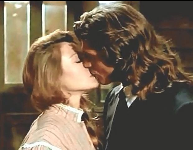 Joe Lando, Jane Seymour.