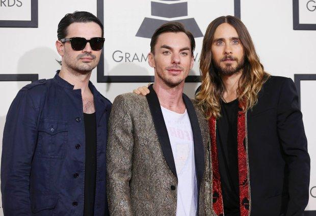 Grupa Thirty Seconds to Mars zagra 8 kwietnia 2015 roku w trójmiejskiej Ergo Arenie.