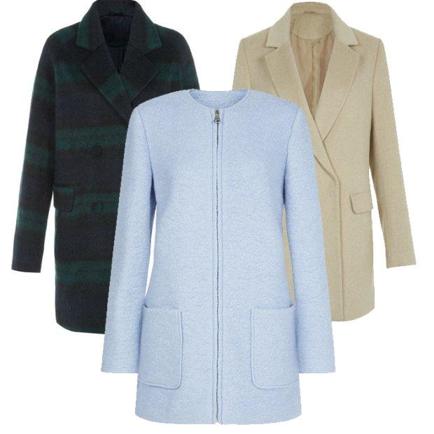 P�aszcze New Look: kolekcja jesie� - zima 2014