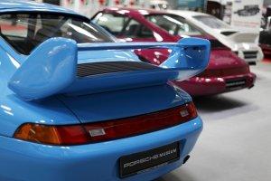 Auto Nostalgia 2016 | Parada wyjątkowych Porsche