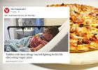 """Uczulony na nabiał 2-latek trafił do szpitala z zagrożeniem życia, bo zjadł """"wegańską"""" pizzę ze znanej sieciówki"""