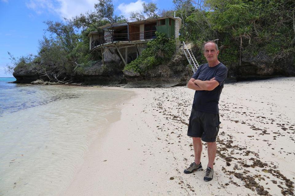 Dom na końcu świata Tonga