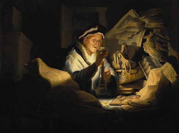 Wystrojony Rembrandt i jego pies. Paryska wystawa pokazuje geniusza malarstwa, jakby był naszym dobrym znajomym