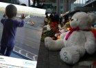 Katastrofa Airbusa wstrząsnęła Rosjanami. Ale przez to zdjęcie pękło im serce