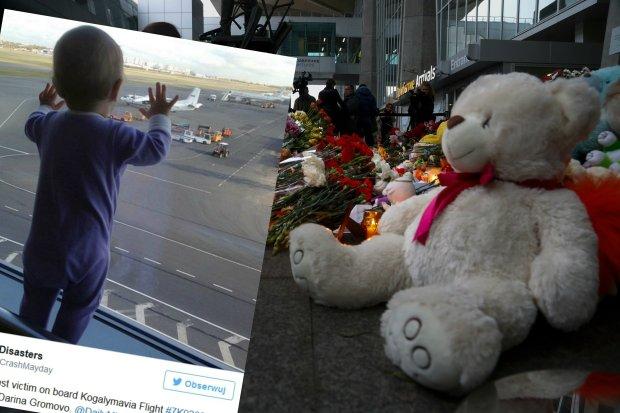 Katastrofa Airbusa wstrz�sn�a Rosjanami. Ale przez to zdj�cie p�k�o im serce