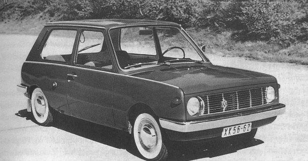 Trabant 603