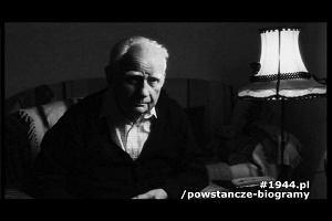 """Zmarł Lucjan Wiśniewski """"Sęp"""", powstaniec warszawski. Miał 91 lat"""