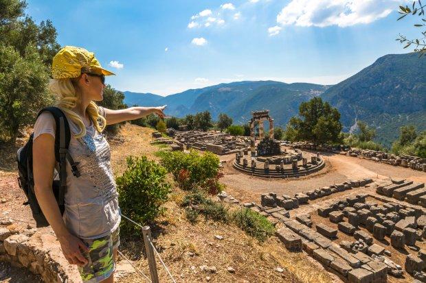W Grecji warte odwiedzenia są nie tylko wyspy