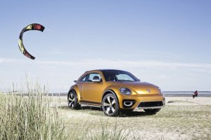 Volkswagen Beetle Dune Concept | Galeria