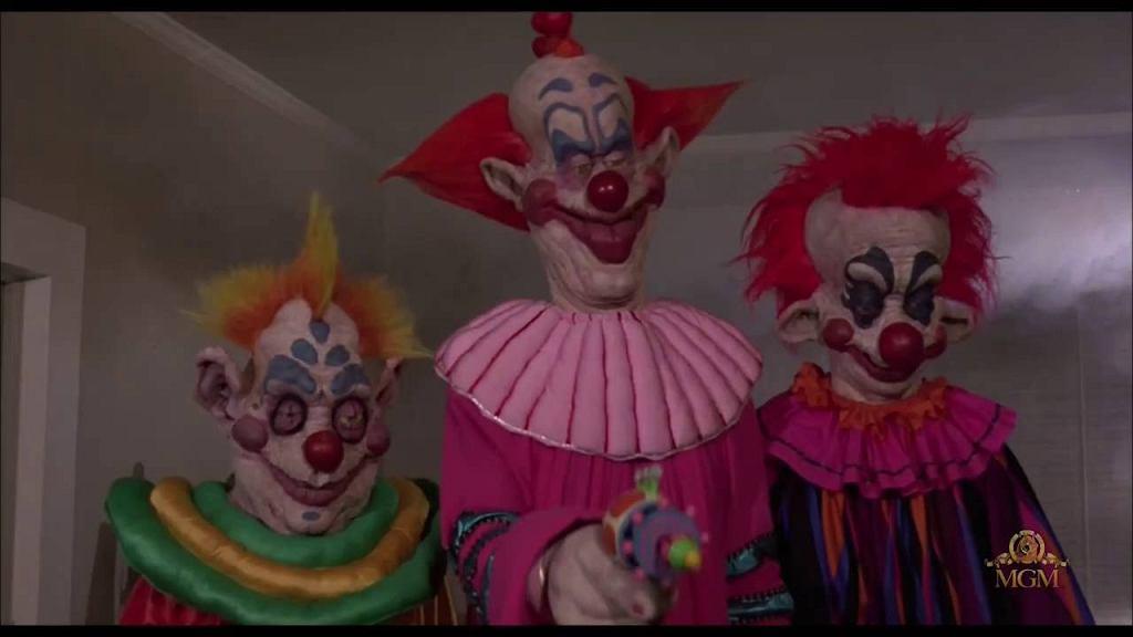 Mordercze klauny z kosmosu / kadr z filmu, mat. wytwórni MGM