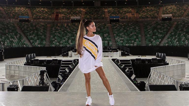 Ariana Grande dla Reebok Classic - wokalista została właśnie ambasadorką marki