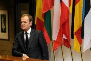 Tusk: Strategia UE wobec Rosji tematem szczytu unijnych przyw�dc�w