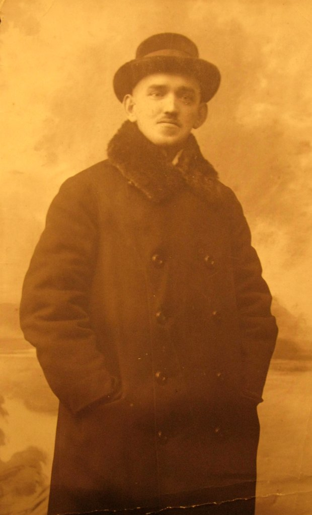Stefan Cieszkowski, pierwszy kapelusznik w rodzinie