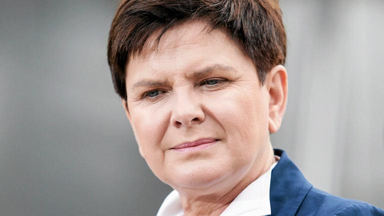 Beata Szydło skomentowała zamieszanie wokół Sądu Najwyższego i Małgorzaty Gersdorf