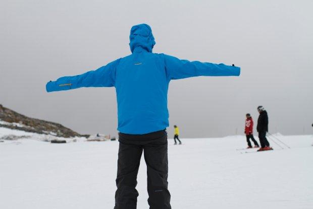 kurtka narciarska