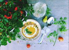 Zupa a'la Salmorejo - ugotuj