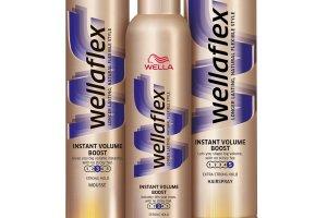 Wellaflex Instant Volume Boost - obj�to�� przez ca�y dzie�