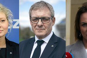 Augustynowska, Golbik i Furgo zawieszeni w prawach członków Nowoczesnej
