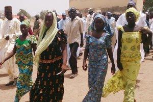 Nigeria: Odnaleziono pierwsz� z 219 uczennic porwanych przez Boko Haram