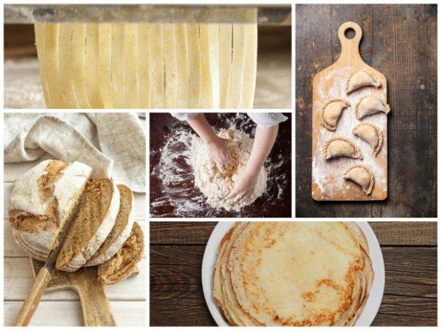 Rodzaje i typy mąki