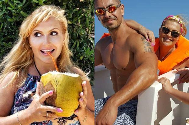 Katarzyna Skrzynecka pojechała z rodziną do Afryki. Razem z mężem i córką opalają się na słonecznych plażach, a aktorka chwali się egzotycznymi fotkami z wypoczynku. Faktycznie, Bałtyk to nie jest.