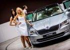 Motor Show Pozna� 2015 | Skoda Superb wczoraj i dzi� | Dwie czeskie limuzyny