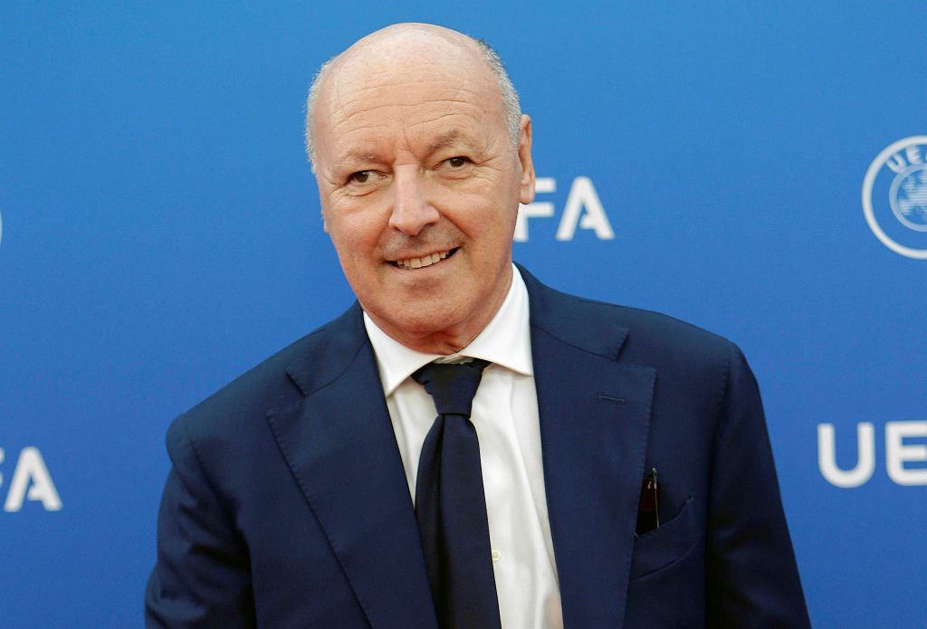 Giuseppe Marotta, dyrektor sportowy Juventusu