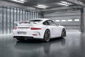 Porsche wymieni silniki w GT3