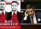 """Misiewicz i Jaki razem na okładce """"Newsweeka"""". Ten drugi to zobaczył i nie wytrzymał"""