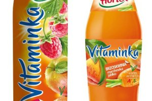 Hortex Vitaminka - soki do zadań specjalnych