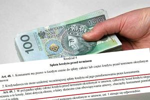 UOKiK i Rzecznik Finansowy kontra banki. Czy powinni�my dostawa� zwrot koszt�w kredyt�w?