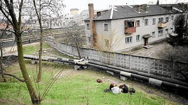 Trwa zbiórka na rzecz Czeczenów koczujących na dworcu w Brześciu - zdjęcie ilustracyjne